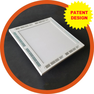 LED panel light (Air cleaning, anti-virus, antiseptic)